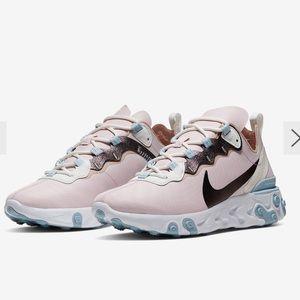 Nike React Element 55 - Barely Rose